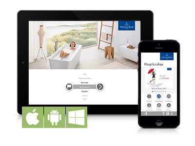 Villeroy & Boch: Media World App